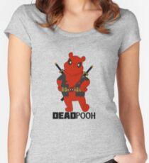 DEADPOOH! Women's Fitted Scoop T-Shirt