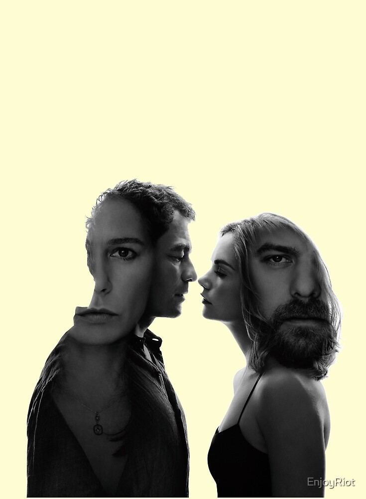 The Affair - tv series silhouettes by EnjoyRiot