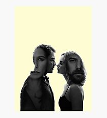 The Affair - tv series silhouettes Photographic Print