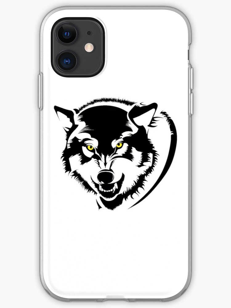 'Wolf ' iPhone-Hülle & Cover von pASob-dESIGN