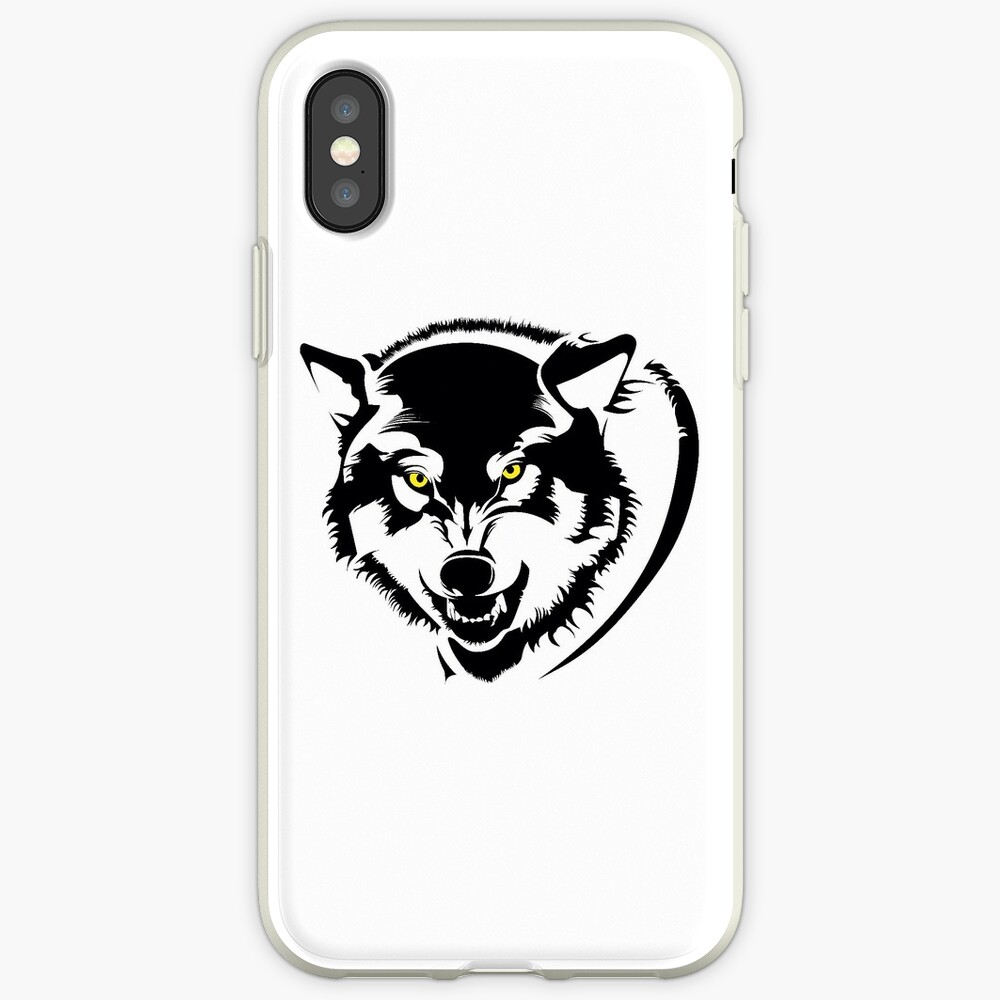 Wolf  iPhone-Hüllen & Cover