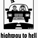 Just Married – Highway To Hell (1C) by MrFaulbaum