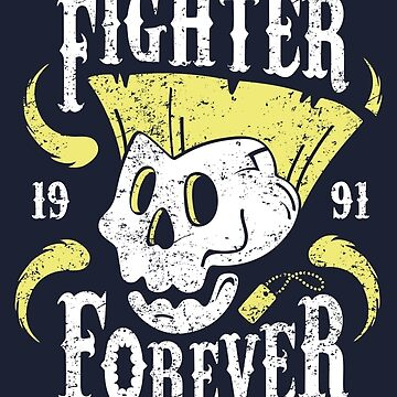 Fighter Forever Guile by Olipop