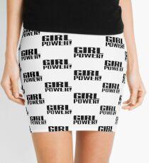 Girl Power! Mini Skirt