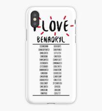 I Love Benedict Cumberbatch iPhone Case