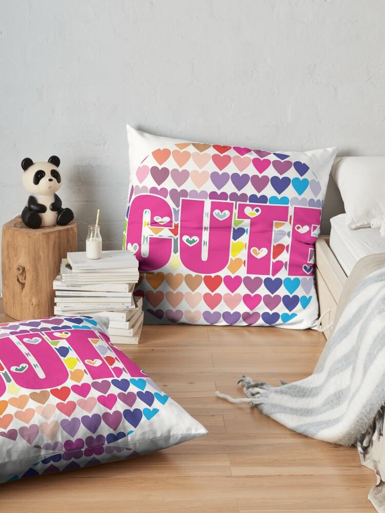 Alternate view of Cutie Pie Floor Pillow