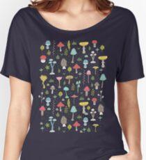 Pilze Loose Fit T-Shirt