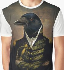 General William Crowing Cawison Graphic T-Shirt