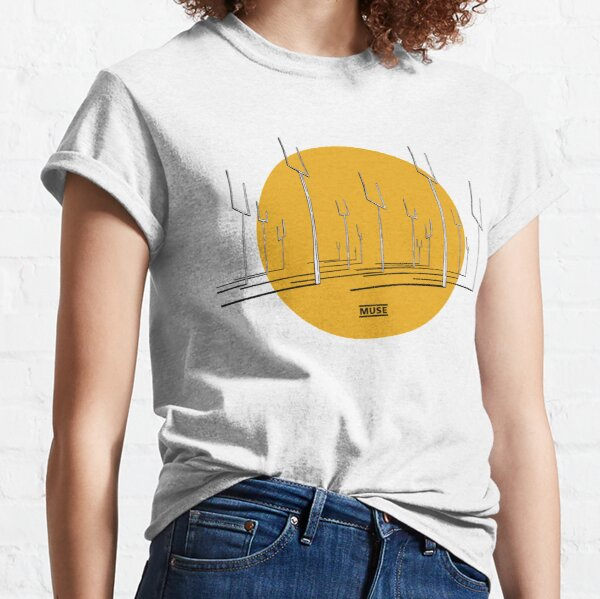 Color de Muse Origin of Symmetry Camiseta clásica