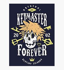 Keymaster Forever Photographic Print