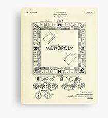 Board Game Apparatus-1935 Metal Print