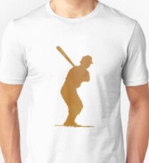 Batting (Baseball) Unisex T-Shirt