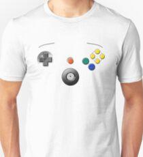 N64 Buttons T-Shirt