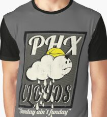 Phx clouds Graphic T-Shirt