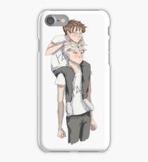 Nerd Boyfriends iPhone Case/Skin