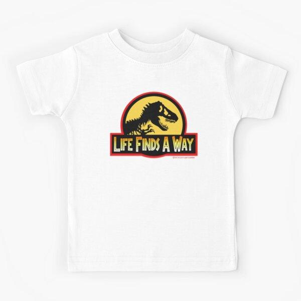 LIFE FINDS A WAY Kids T-Shirt