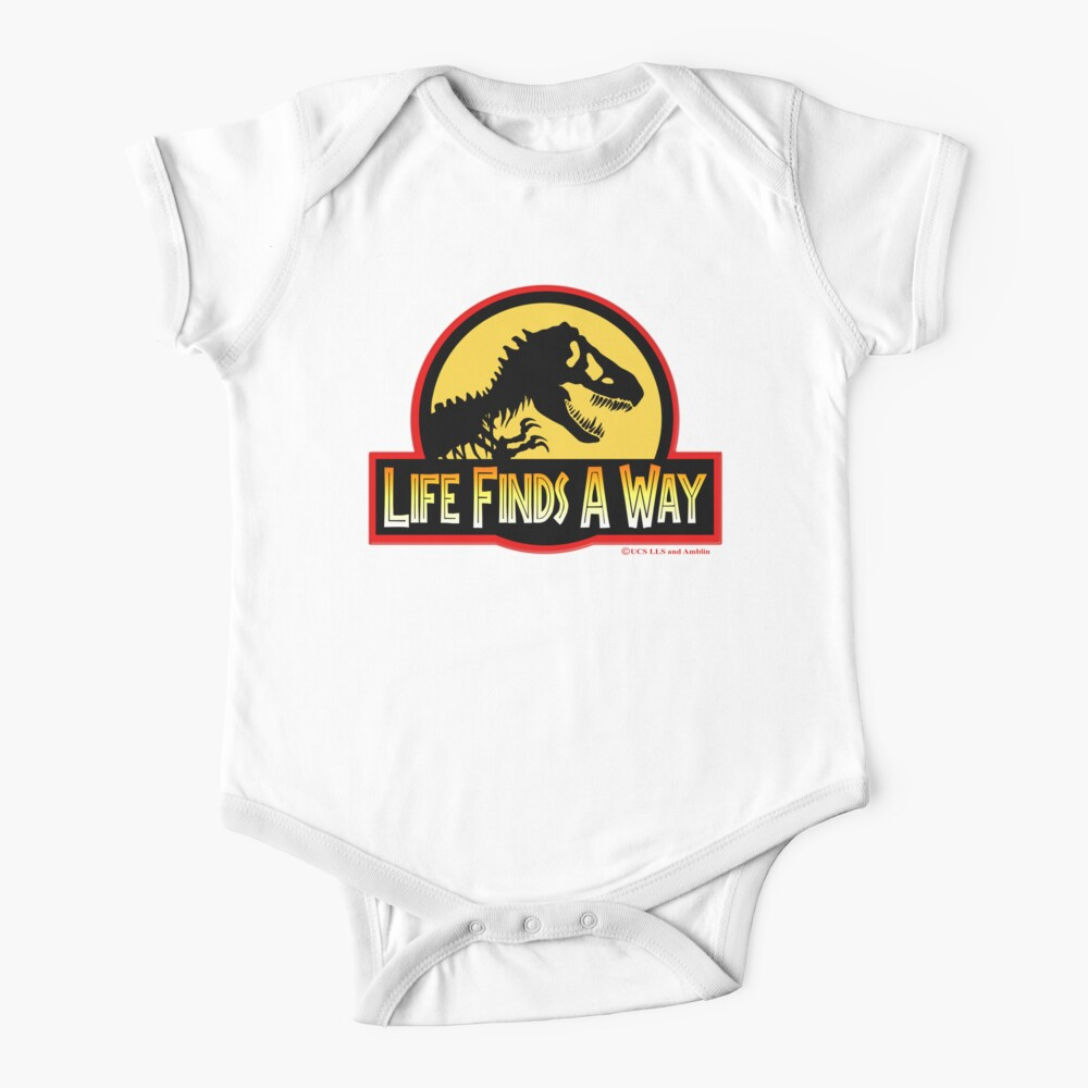 LIFE FINDS A WAY Baby One-Piece