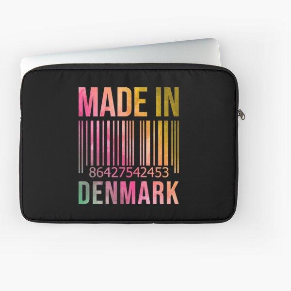 Made in Denmark in Watercolor Laptop Sleeve