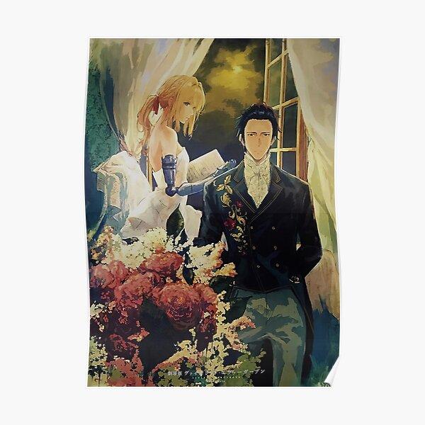 Cute Violet Evergarden Poster