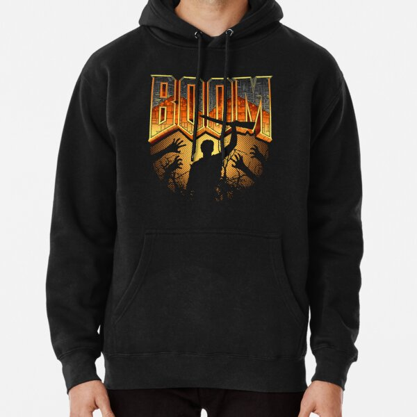 This is my Boomstick Pullover Hoodie