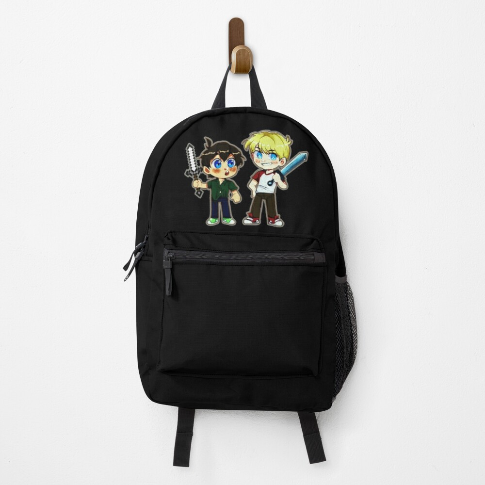 Tubbo and Tommy Backpack