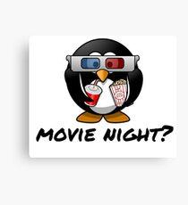 Cool Movie Film Cinema  Canvas Print
