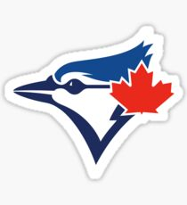 Toronto Blue Jays TEAM LOGO Sticker