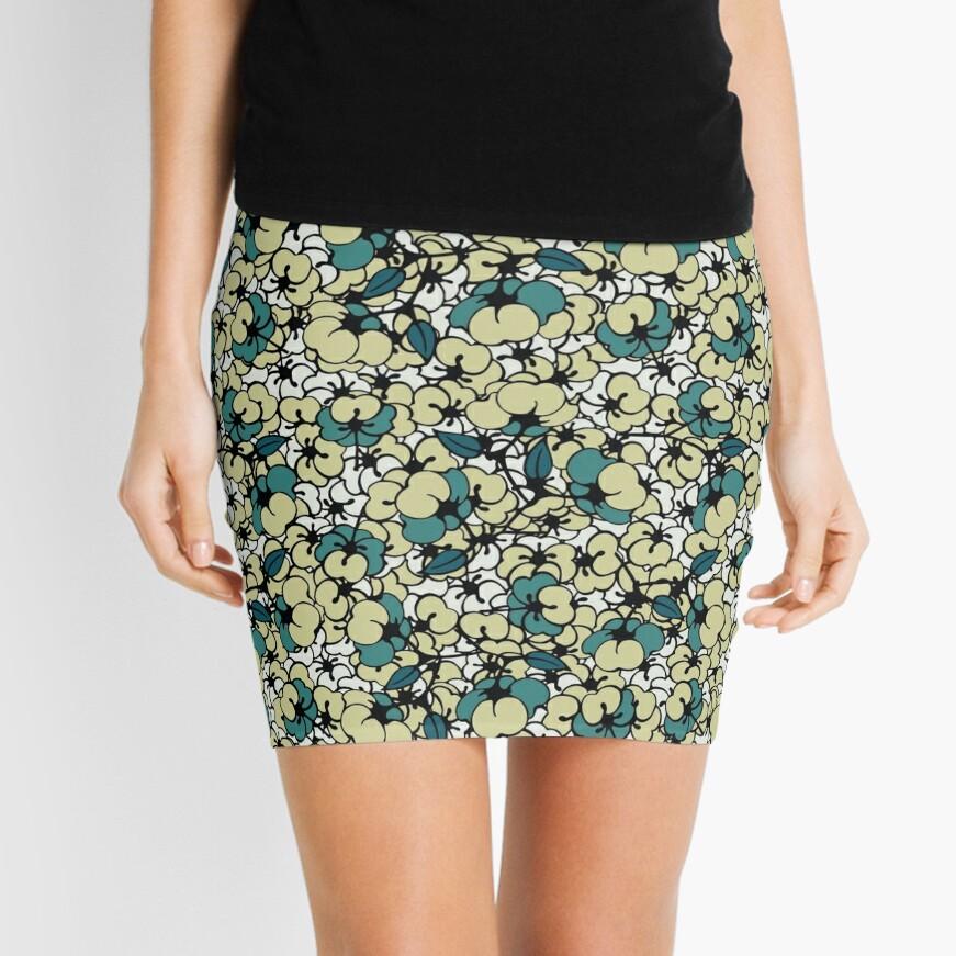 Dogwood Mini Skirt