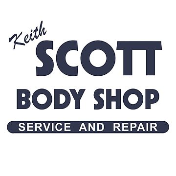 Keith Scott Body Shop von seeleybooth