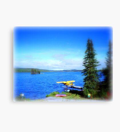 Alaska in Colour Canvas Print