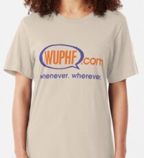 The Office: WUPHF.com Slim Fit T-Shirt