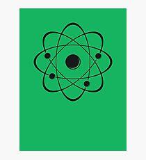 atoms Photographic Print