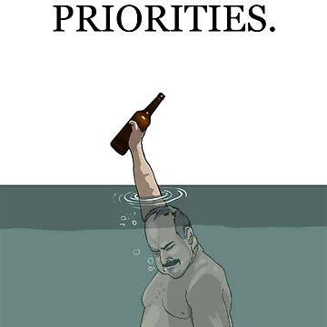 PRIORITIES. by jaiidi2