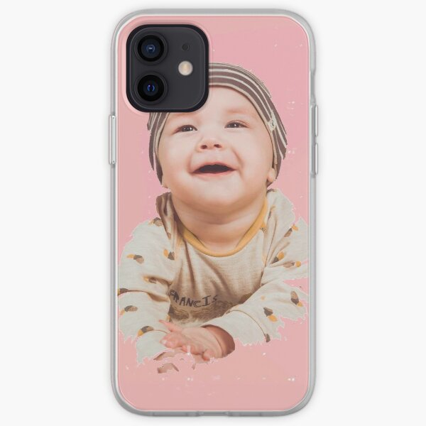 Young children.Love iPhone Soft Case