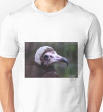 Hooded vulture Unisex T-Shirt