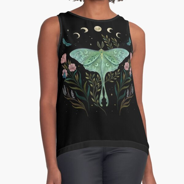 Luna and Forester Sleeveless Top