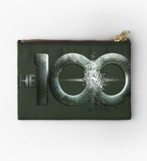 The 100 logo Studio Pouch