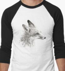 A Young Fox Men's Baseball ¾ T-Shirt