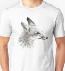 A Young Fox Unisex T-Shirt