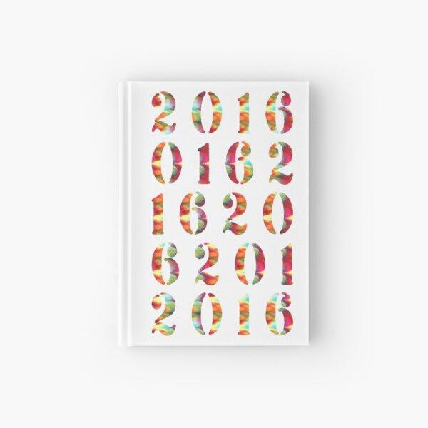 2016 Hardcover Journal
