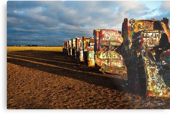 Cadillac Ranch by Doug Graybeal