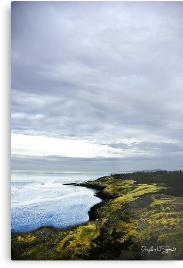 Lopez Island by Doug Graybeal