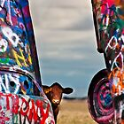 Cadillac Cows III by Doug Graybeal