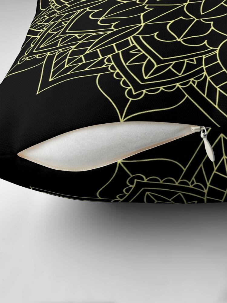 Alternate view of Mandala Me Floor Pillow