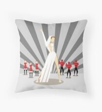 Kylie - Can't Get You Out Of My Head Throw Pillow