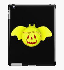 Novelty Halloween Softball Bat Mashup iPad Case/Skin