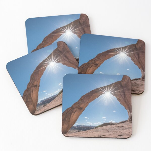 Corona Arch Coasters (Set of 4)