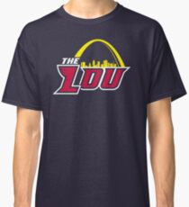 The Lou Navy Classic T-Shirt