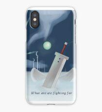 Cloud Strife - Dissidia  iPhone Case