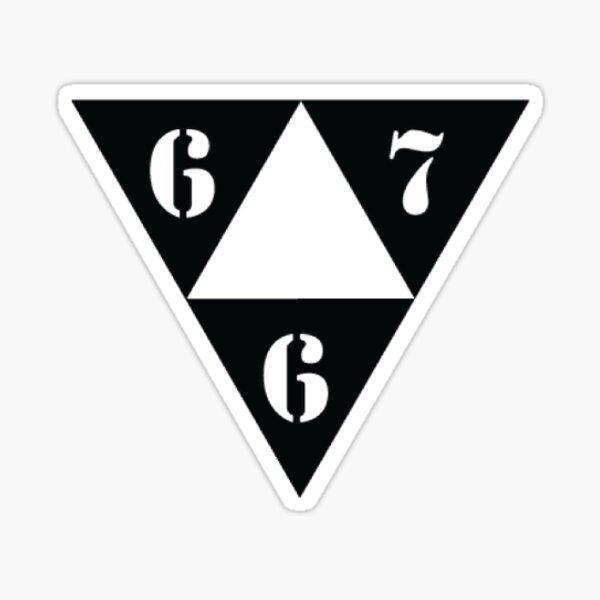 667 Freeze Corleone Ekip  Sticker